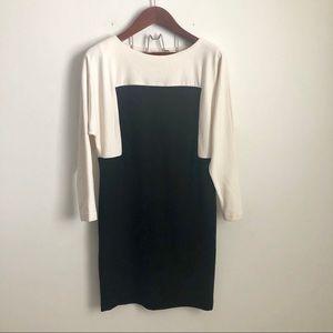 Lauren Ralph Lauren Geometric Colorblock Dress 8